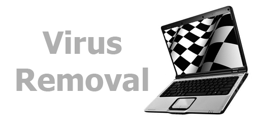 Virus Removal Logo The Infection of Viruses